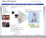 Ordinare un Foto Gadget