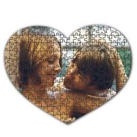 Oggetti - Puzzle Cuore - Bellissimo puzzle a forma di cuore